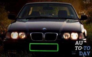 Подсветка номера автомобиля к какой части кузова относится
