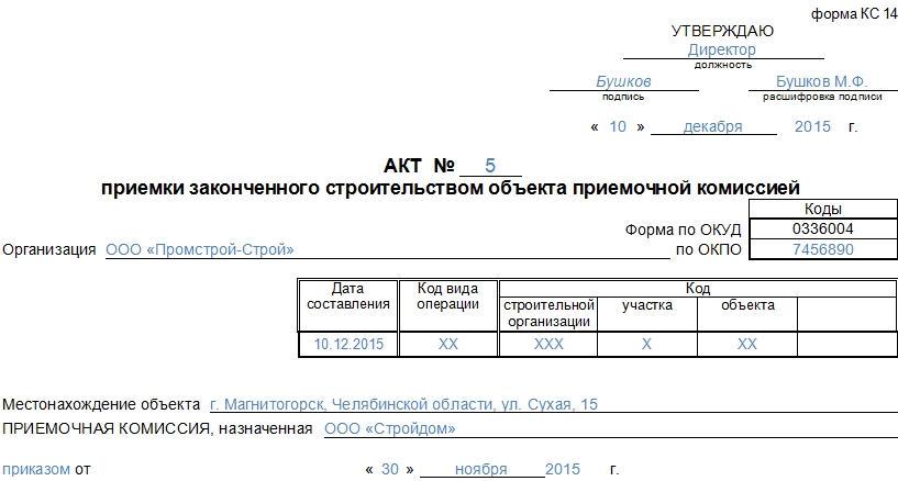 Решение суда по 304 гк рф