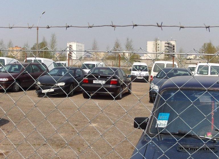 Какие документы нужны для забора машины со штрафстоянки в москве